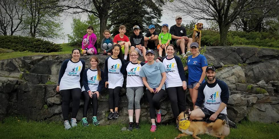 Sudbury 6th Annual Walk / Run