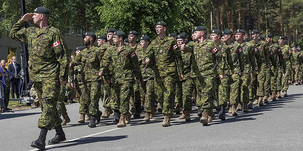 Quinte West Steps For Vets