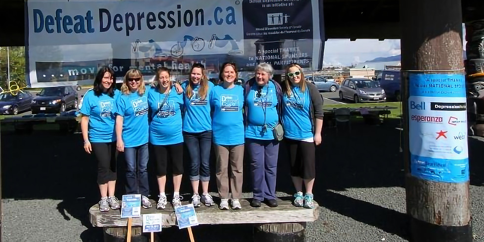 Campbell River 6th Annual Walk