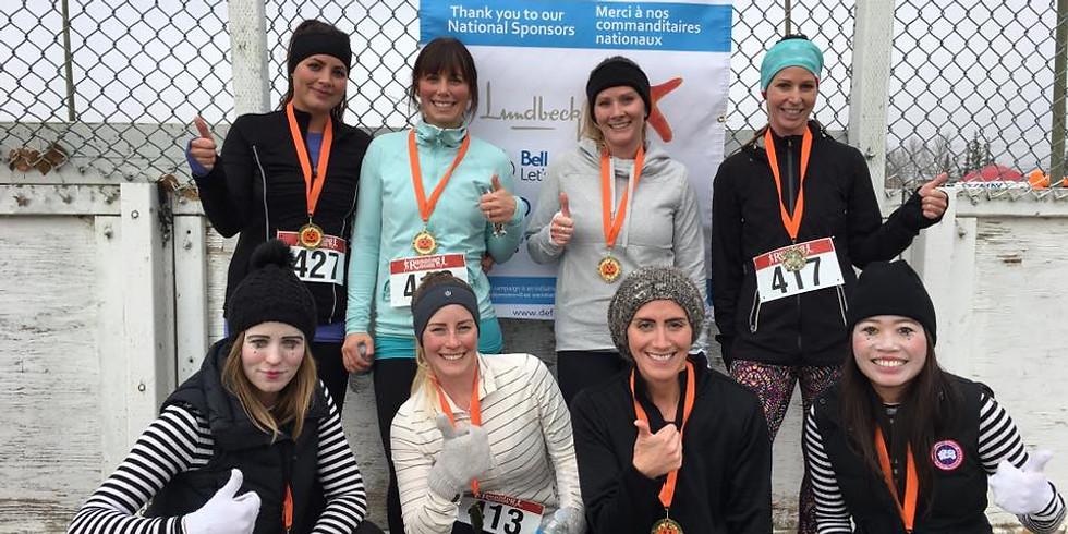 Airdrie Unmask Mental Health Walk/Run