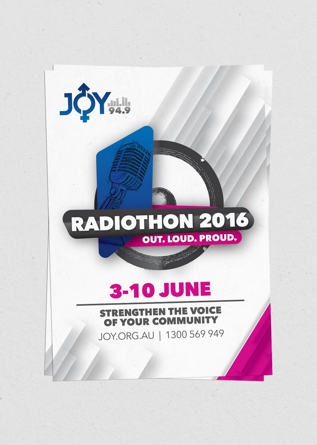 JOY 94.9 Radiothon Campaign