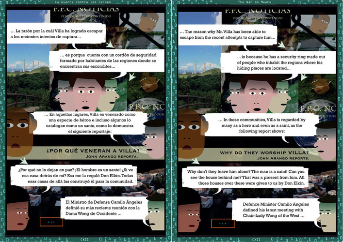 La Guerra contra las Carnes_The War on M