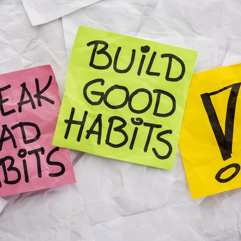Habits for More Happiness