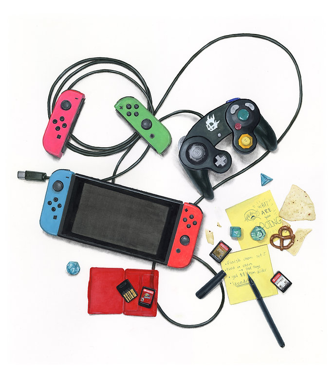 nintento switch controller