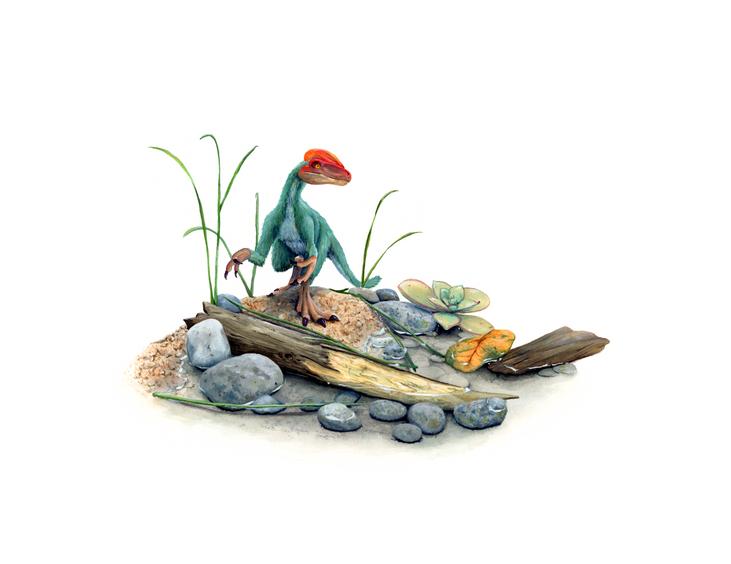 Guanlong - 150 million years ago