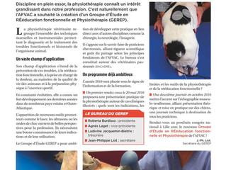Le GEREP organise des formations pour les vétérinaires