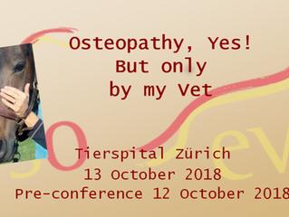 Journée EVSO 2018 à Zurich