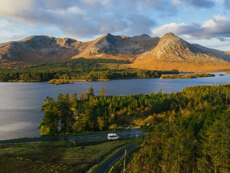 Van Life Ireland: The Ultimate Guide. 21 Things to Know Before Your Ireland Roadtrip