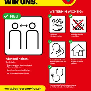 Wie geht die Schweiz mit dem Coronavirus um?