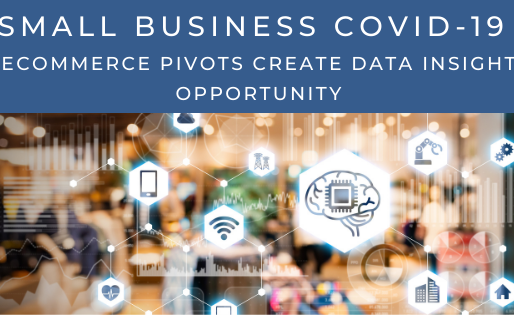 Small Business COVID-19 eCommerce Pivots Create Data Insight Opportunity
