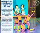 Heropstart competitie (-13 jaar)