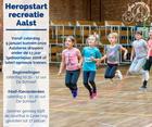 Heropstart recreatie Aalst (-13 jaar)