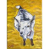 Fat White Goat