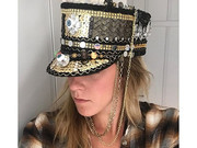 Playa Hat for Ali Wadsworth