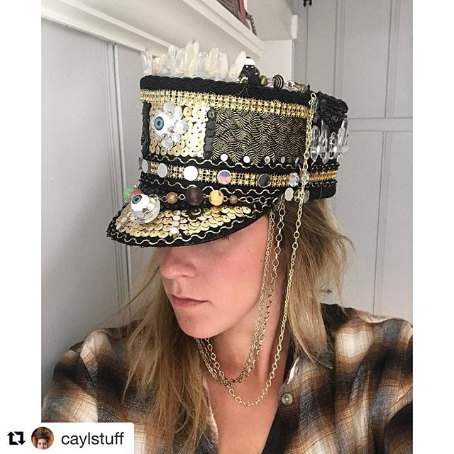 Playa Hat for Ali Wadsworth