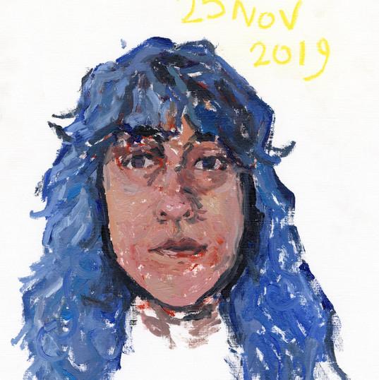 25 NOV 2019