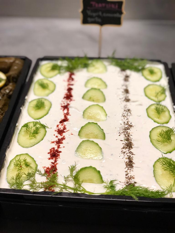 Tzatziki for Catering