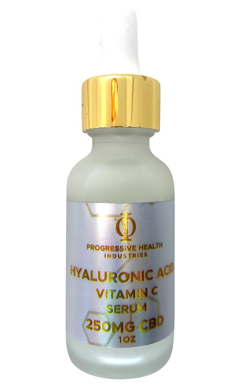 Hyaluronic Acid CBD Serum