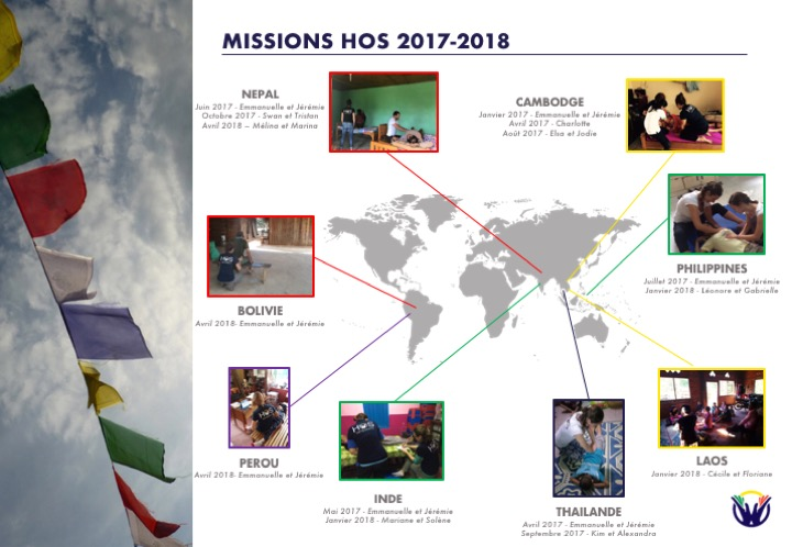 Missions HOS 2017/2018