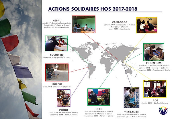 Actions Solidaires HOS