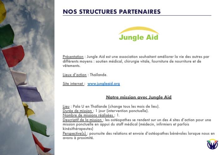 Jungle Aid