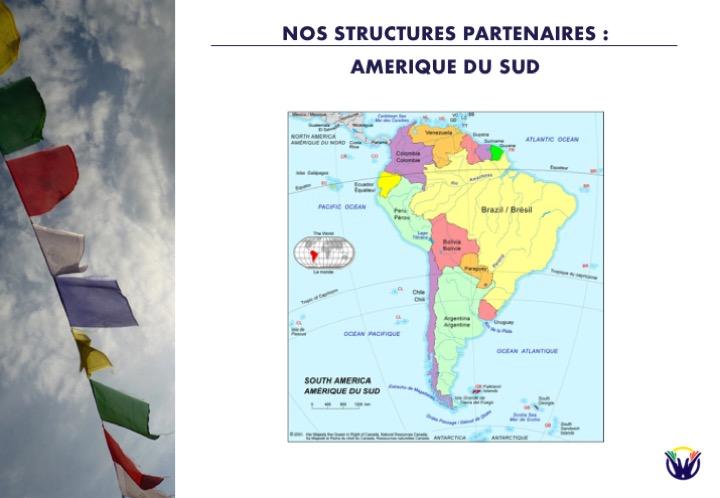Nos structures partenaires : Am du S