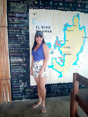 Lexias hostel el nido hey girl