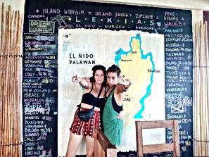 Lexias hostel el nido three friends