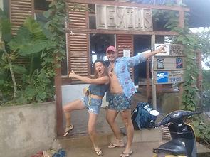 Lexias hostel el nido best couple