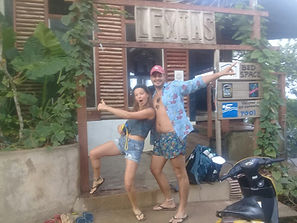 Lexias hostel el nido best couple