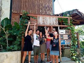 Lexias hostel el nido welcome