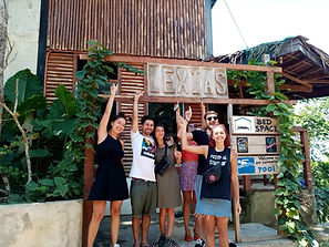 Lexias hostel el nido welcome