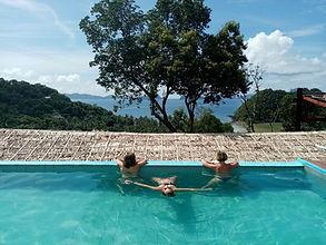 Lexias hostel el nido swimpool gymnastics