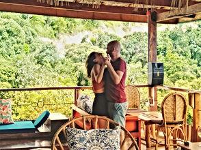 lexias hostel el nido marriage proposal