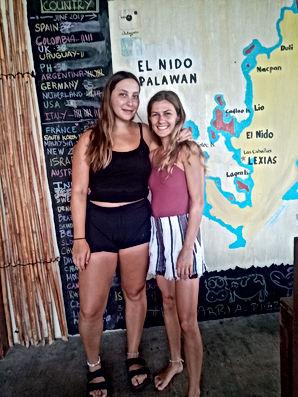 Lexias hostel el nido happy together