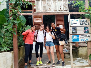 Lexias hostel el nidowelcome all
