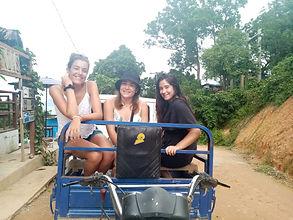 Lexias hostel el nido ticket to ride