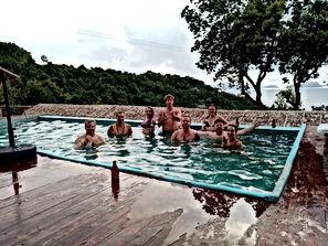 Lexias hostel el nido danny and friends
