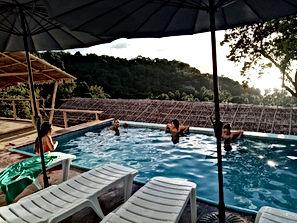Lexias hostel el nido infinity swimming pool