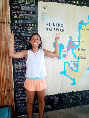 Lexias hostel el nido all smiles