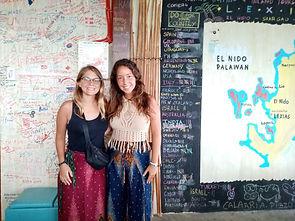 Lexias hostel el nido friends forever