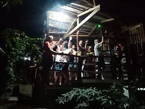 Lexias hostel el nido all drunk