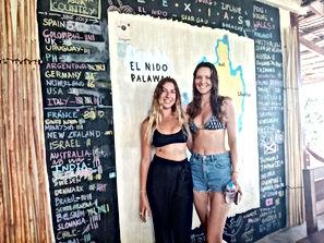 Lexias hostel el nido partners forever