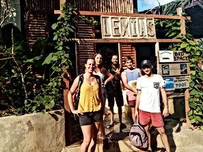Lexias hostel el nido smiles in the sun