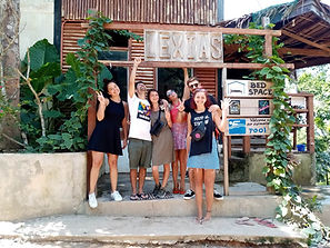 Lexias hostel el nido welcome all