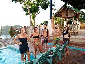 Lexias hostel el nido friends all
