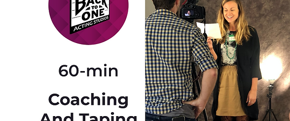 60 Min Coaching & Taping Session