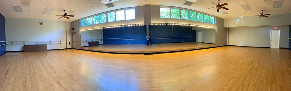 Large Rehearsal space Studio