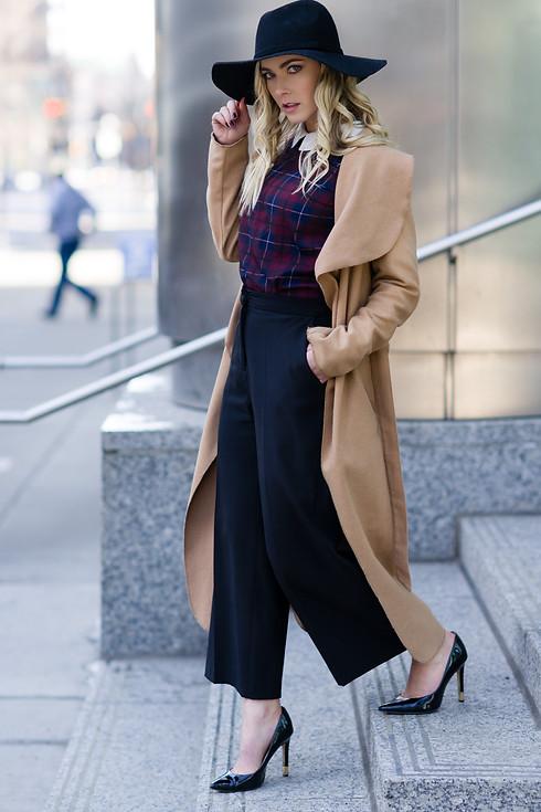 Kaitie of Numa Models - Commercial Fashion