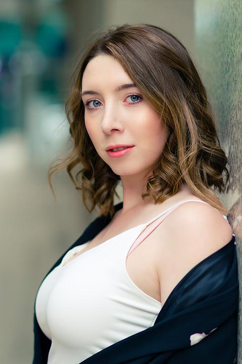 Hannah Model Portrait